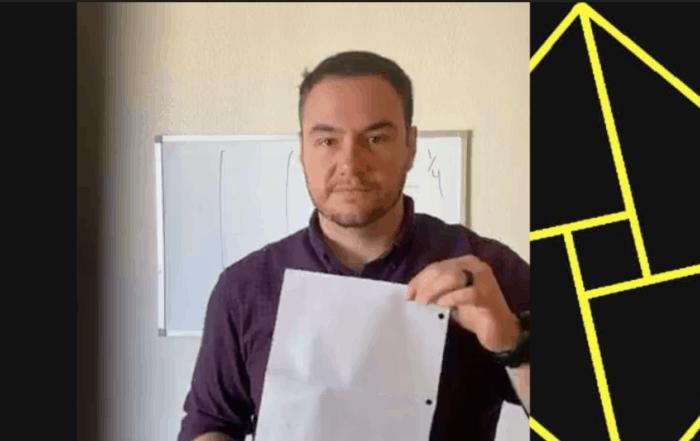 Folding Fractions - Math operations made fun