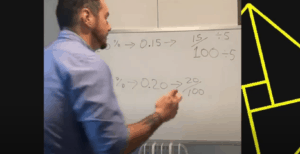 Fractions, Percentages and Decimals